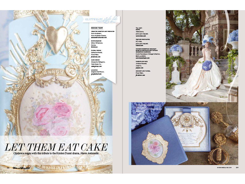 WedLuxe Winter/Spring 2013